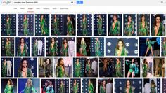 Jennifer Lopez Versace dress google image search