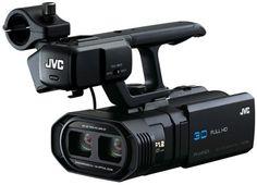 GY-HMZ1E FullHD 3D Camcorder