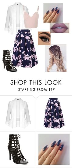 """2/27/17"" by dpclma ❤ liked on Polyvore featuring City Chic, WithChic and Joie"
