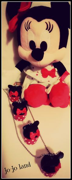 Minnie Mouse!!!