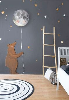 SHOP THE LOOK: Kids Room Decor Ideas to Inspire. We all know how difficult it is to decorate a kids bedroom. A special place for any type of kid, this Shop The Look will get you all the kid's bedroom decor ide Kids Room Design, Nursery Design, Design Bedroom, Kids Bedroom Designs, Kids Decor, Home Decor, Baby Boy Rooms, Baby Boy Bedroom Ideas, Baby Room Ideas For Boys