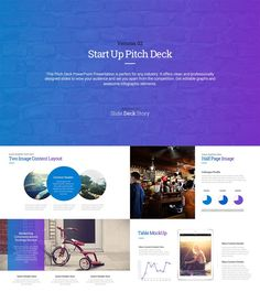 Buy Pitch Deck Start Up Powerpoint by DesignDistrict on GraphicRiver. Get a modern Powerpoint Presentation Template that is beautifully designed and functional. Pitch Presentation, Business Presentation, Presentation Design, Starting Your Own Business, Start Up Business, Serious Business, New Business Ideas, Business Planning, Business Tips