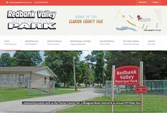 The Redbank Valley Municipal Park, of Hawthorn PA, hired TechReady Professionals for assistance in modernizing their existing website with a fresh design, social media integration and to provide the community information about local recreational resources. www.RedbankPark.com