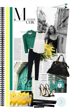 """""""Mimosa"""" by jimmychoo4 ❤ liked on Polyvore"""