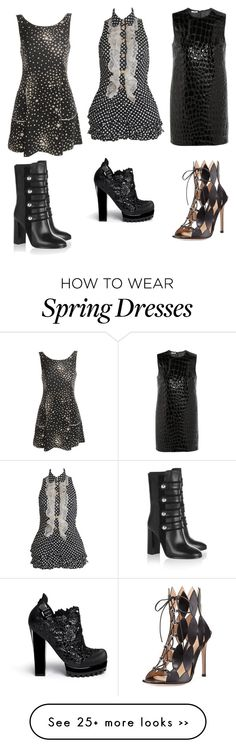 """Без названия #955"" by victoriali-1 on Polyvore featuring Miu Miu, Isabel Marant, Melissa and Gianvito Rossi"