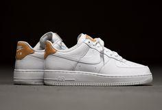 Nike Air Force 1'07 LV8 White Lien:  goo.gl/e8LHmE