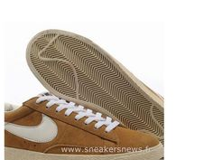 pretty nice e1cd2 f18fb Find Quality Nike Blazer Suede Vintage Low Premium Mens Khaki Shoes Online  and more on Footlocker.