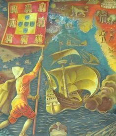 Portuguese in the Indian Ocean - 16th century
