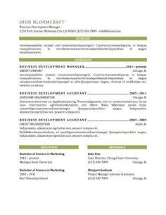 Personal Endorsements  Ansioluettelot    Professional