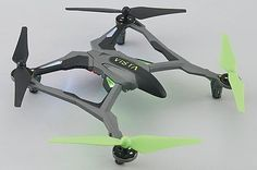 TECH NOTES This is the Radio Controlled, Electric Powered Ready to Fly Vista UAV Quadcopter from Dromida. For Pilots 14 years of age and older. *No Parts Are Interchangeable Between the Dromida Ominus