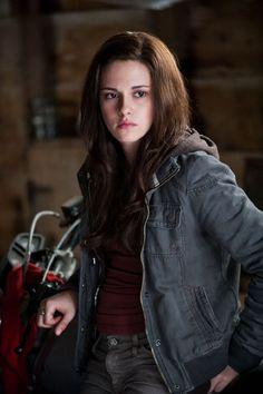 Bella Swan, muitos a detestam, mas na minha opinião ela é a rapariga mais forte que conheço (mesmo que seja inventada) xp