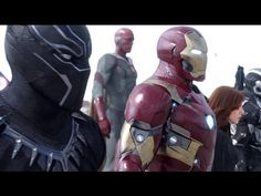 Marvel premiered a new ad for the upcoming Captain America: Civil War during the kickoff show of today's Super Bowl. Whose side are you on? Captain America: Civil War will hit theaters May Avengers Movies, Superhero Movies, Marvel Movies, Captain America Civil War, Ms Marvel, Marvel Avengers, Infinity War, Usa Today, American Football