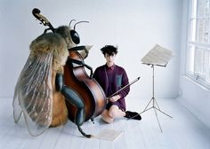 undercover-uniqlo-fall-winter-2012-2  photo by Tim Walker