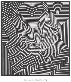 Zint, Victor Vasarely.  Art Experience NYC  www.artexperiencenyc.com