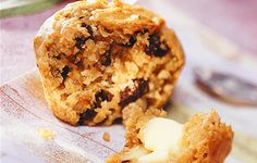 Make delicious Banana and Raisin Muffins with Cheerios. A simple recipe that takes just 40 minutes. Perfect for a light snack with added nutrition. Cheerios Recipes, Cereal Recipes, Muffin Recipes, Breakfast Recipes, Snacks Recipes, Fruit Recipes, Yummy Treats, Yummy Food, Gluten Free Sweets