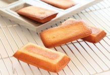 financiers au Thermomix