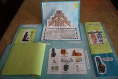 Mesopotamia Lapbook - History pockets