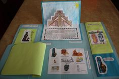 Mesopotamia Lapbook - History pockets