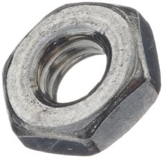 Steel Hex Nut Grade 9 Pack of 25 3//8-16 Thread Size 13//32 Thick 9//16 Width Across Flats Zinc Yellow-Chromate Plated