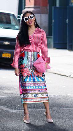 New York Fashion Week – Day 2 mikialamode