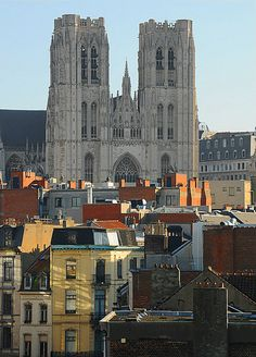Cathedrale Saint Michel & Gudule