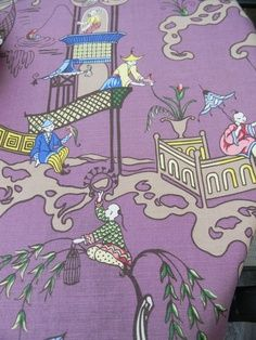 Chinoiserie Chic: Lavender & Chinoiserie & Inspiration Boards
