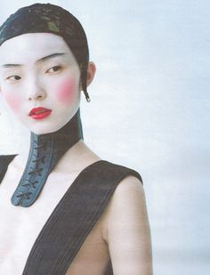 Xiao Wen Ju in Magical Thinking by Tim Walker for W March 2012