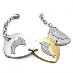 8.3 inch Women's Titanium Bracelet 20728