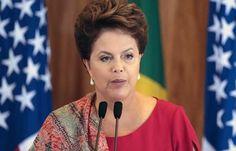 Presidente do Brasil defende plebiscito para reforma política