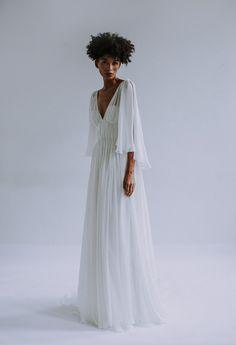 33aeef772b61 Leanne Marshall Bridal & Wedding Dress Collection Fall 2019   Brides