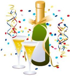 Looking for new holiday traditions to teach your Spanish students? Visit our website to find tons of resources to teach New Year's Eve in your classes! Birthday Toast, 90th Birthday Parties, Birthday Ideas, Birthday Cards, Happy Birthday, Teach Yourself Spanish, How To Use Cricut, Spanish Lesson Plans, New Year Images