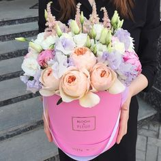 #bloomdefleur #ekb #flowers #peonies #цветыекатеринбург #цветывекатеринбурге…