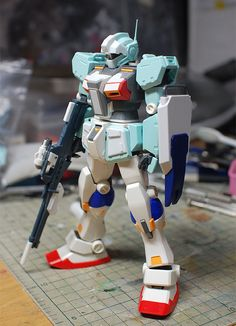 RGM-79SC ジムスナイパーカスタム http://www.geocities.jp/a2crafts/gmspc.htm