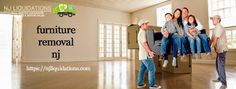 We provide top of the line #furniture #removal #nj services that take the hassle of removing old, large or unwanted furniture from your home or office away from you. We ensure removed furniture gets recycled or reused as much as possible. Please contact us today to schedule removal & haul away for your furniture of any type or size!