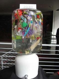 Plastic Pollution in the Water? – Ocean Trash Art – Art To Save The Sea Ocean Pollution, Plastic Pollution, Save Our Earth, Save Our Oceans, Trash Art, Plastic Art, A Level Art, Environmental Art, Recycled Art