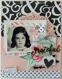 Grateful for Momma, by Guest Designer Sarah Bargo