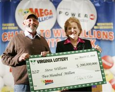 The chances of winning a lottery jackpot can vary widely depending on the lottery design.