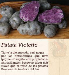 #patata #violette #cocinasdelmundo #comida