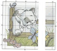 Gallery.ru / Foto # 15 - Gatos folleto - glaswellt