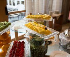 Sonntags-Brunch im Four Seasons Hotel Mailand #fourseasons #hotel #brunch #yummy #fruits