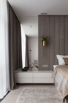 Cheap Home Decor .Cheap Home Decor Contemporary Bedroom, Modern Bedroom, Bedroom Small, Bedroom Vintage, Minimalist Bedroom, Home Bedroom, Bedroom Decor, Hotel Room Design, Luxury Bedroom Design