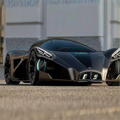 BMW i9 Thoughts? Render via #BMWblog (via http://instagram.com/p/xYae1PicNR/?modal=true )