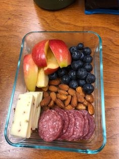Test run for adult lunchables : MealPrepSunday Lunch Meal Prep, Healthy Meal Prep, Healthy Eating, Healthy Lunches, Healthy Food, Healthy Snacks For Adults, Lunch Time, Healthy Recipes, Lunch Recipes