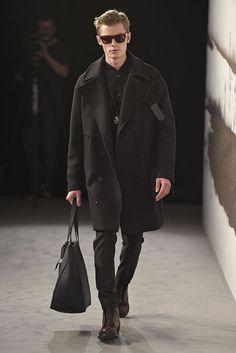 「コーチ」が2015-16年秋冬メンズ・コレクションをロンドンで発表した。