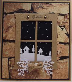 Kesäkuun joulukortti