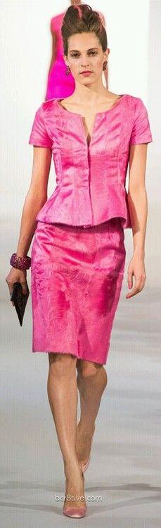 Oscar De La Renta Spring Summer Ready to Wear 2013♥✤ | Keep the Glamour | BeStayBeautiful