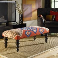 Kilims. Love the look. The feel...not so much.