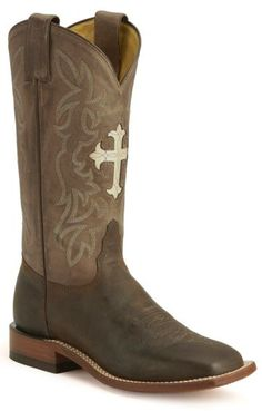 7455643bc76 Tony Lama Cross Inlay Cowgirl Boots - Sheplers Western Outfits