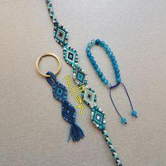 Friendship Keychains, Beaded Bracelets, Accessories, Jewelry, Instagram, Jewlery, Jewerly, Pearl Bracelets, Schmuck