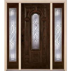 Awesome Entry Doors Side Lites
